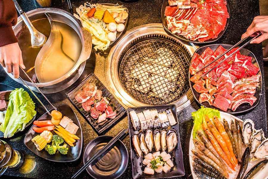西門燒烤火鍋吃到飽「瓦崎」私心推薦必點的20種肉品、海鮮等烤物!(內有詳細菜單)