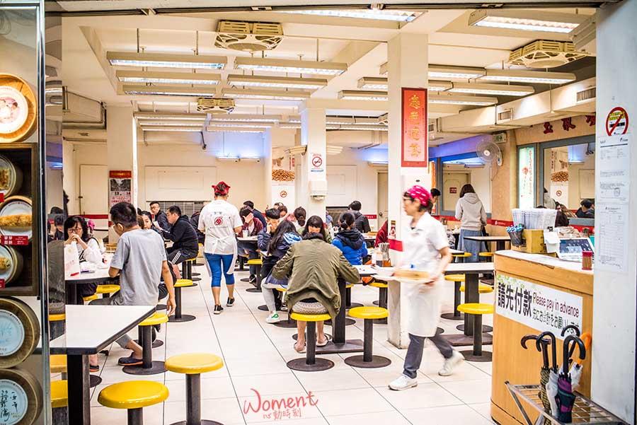 世界豆漿大王-用餐環境