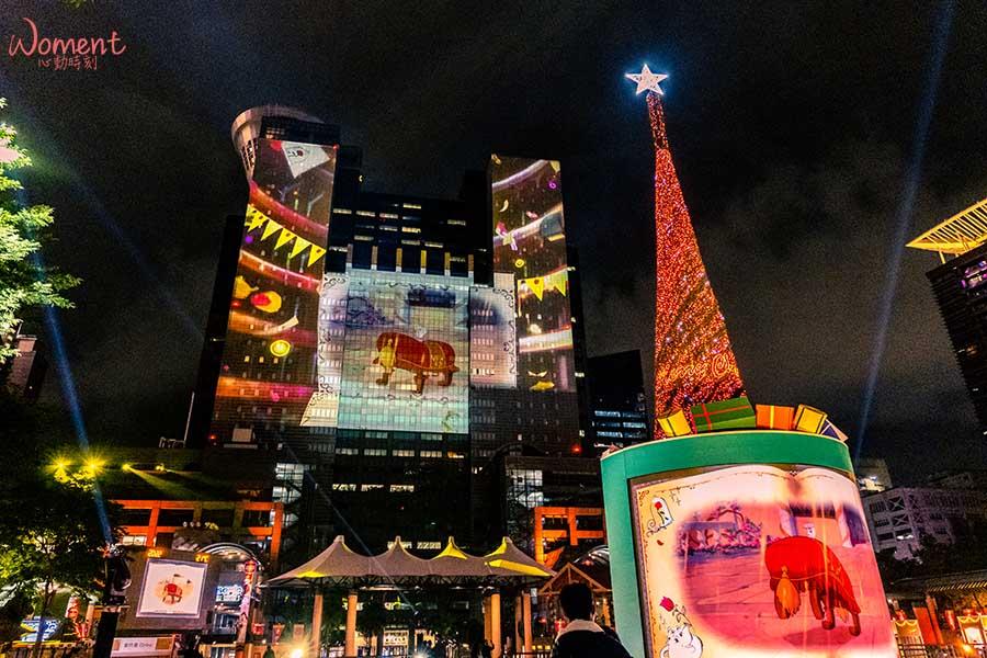 歷年最大「2020新北耶誕城」怎麼逛?5條路線規劃「親子遊、搭捷運、公車」都不會錯過迪士尼主燈秀、經典公主區、妙妙貓等超吸睛亮點