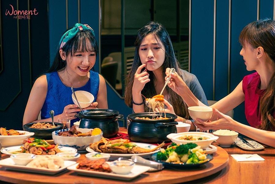臺菜餐廳十大推薦 - 真珠 - 三人套餐選擇