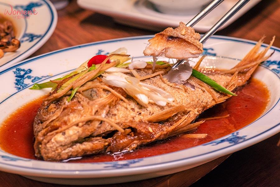 臺菜餐廳十大推薦 - 真珠 - 家味鮮魚赤宗